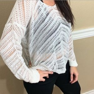 NWT Stitch Fix Fate Waterford Airy Knit Sweater